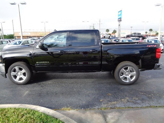 2018 Silverado 1500 Crew Cab 4x4, Pickup #N8222 - photo 6