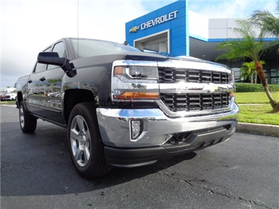 2018 Silverado 1500 Crew Cab 4x4, Pickup #N8222 - photo 1
