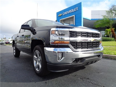 2018 Silverado 1500 Crew Cab 4x4, Pickup #N8222 - photo 21