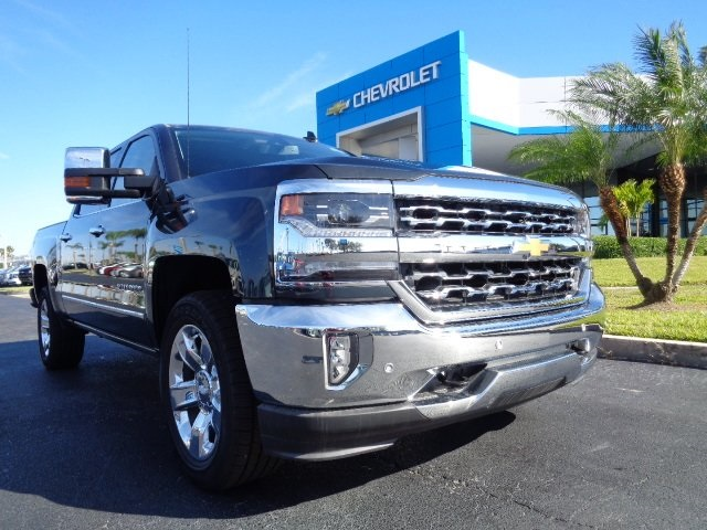 2018 Silverado 1500 Crew Cab 4x4, Pickup #N8247 - photo 1
