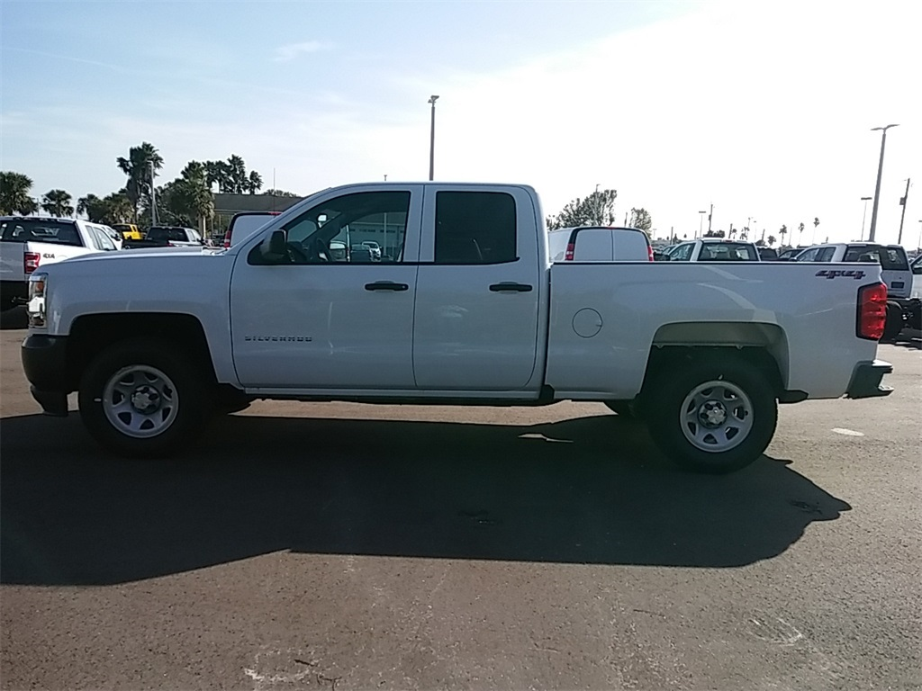 2018 Silverado 1500 Double Cab 4x4, Pickup #N8299 - photo 6