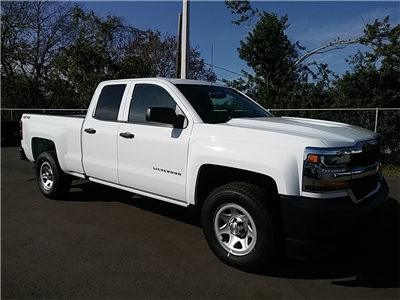 2018 Silverado 1500 Double Cab 4x4, Pickup #N8299 - photo 3