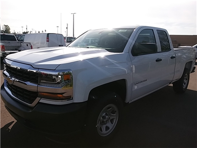 2018 Silverado 1500 Double Cab 4x4, Pickup #N8299 - photo 1