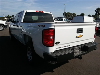2018 Silverado 1500 Double Cab 4x4, Pickup #N8299 - photo 2
