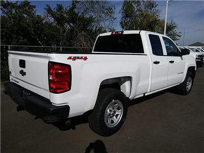 2018 Silverado 1500 Double Cab 4x4, Pickup #N8299 - photo 8