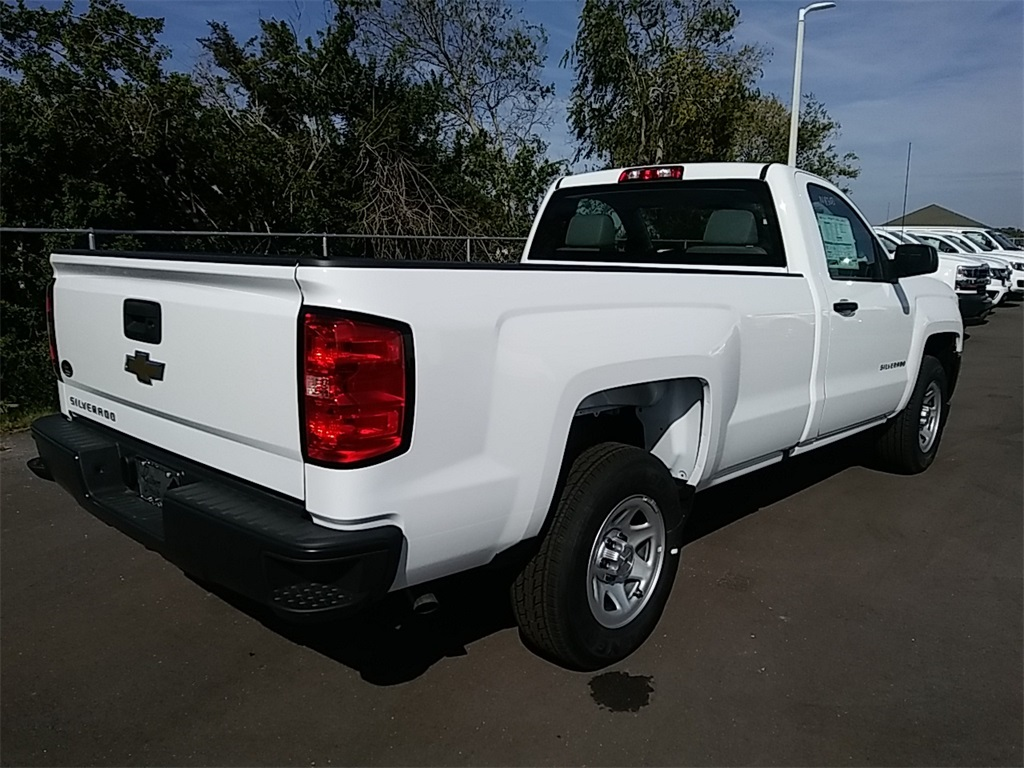 2018 Silverado 1500 Regular Cab, Pickup #N8303 - photo 8