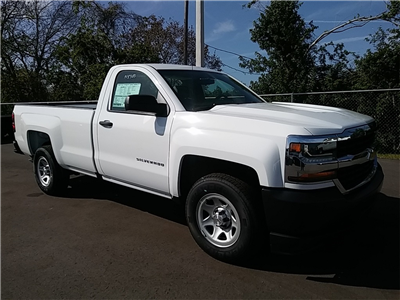 2018 Silverado 1500 Regular Cab, Pickup #N8303 - photo 3