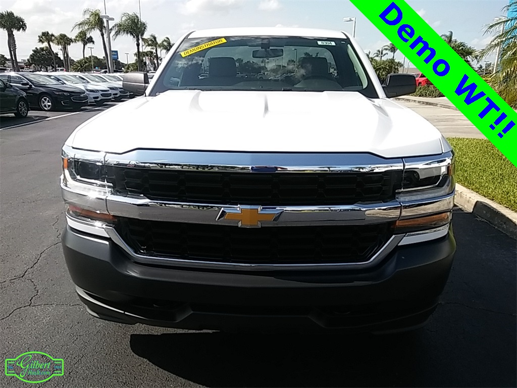 2018 Silverado 1500 Regular Cab 4x4,  Pickup #N8304 - photo 5