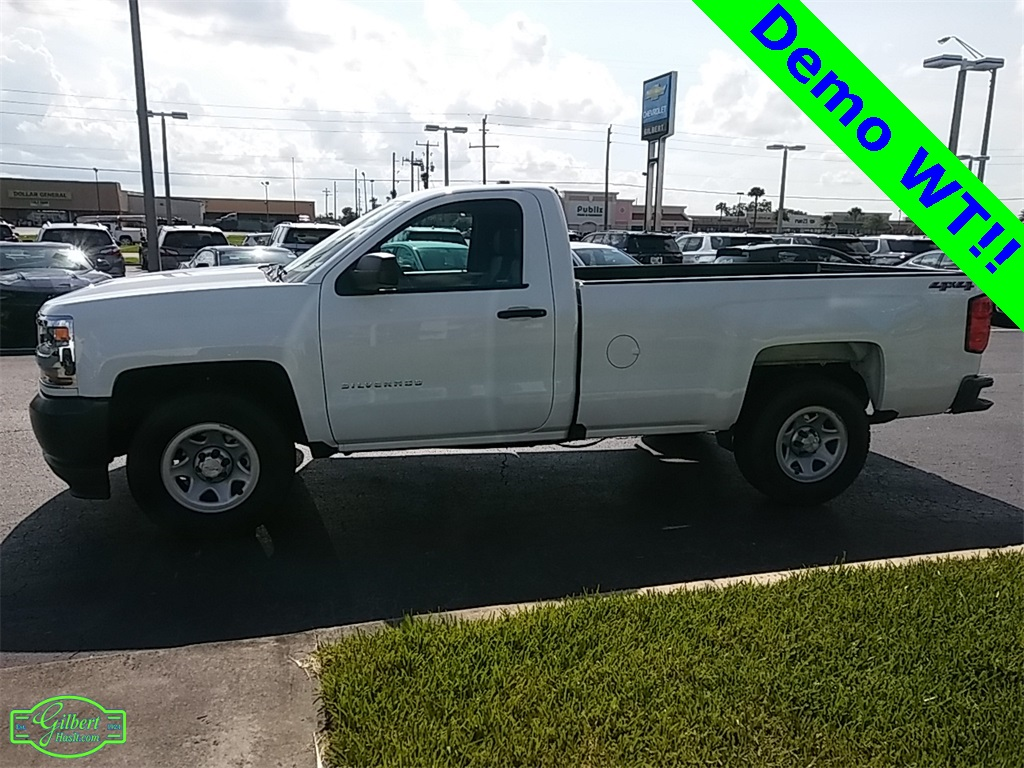2018 Silverado 1500 Regular Cab 4x4,  Pickup #N8304 - photo 3