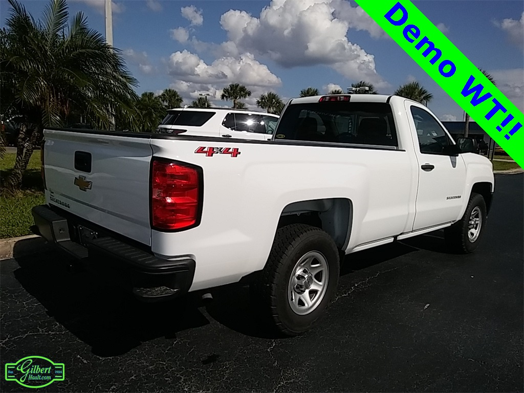 2018 Silverado 1500 Regular Cab 4x4,  Pickup #N8304 - photo 2