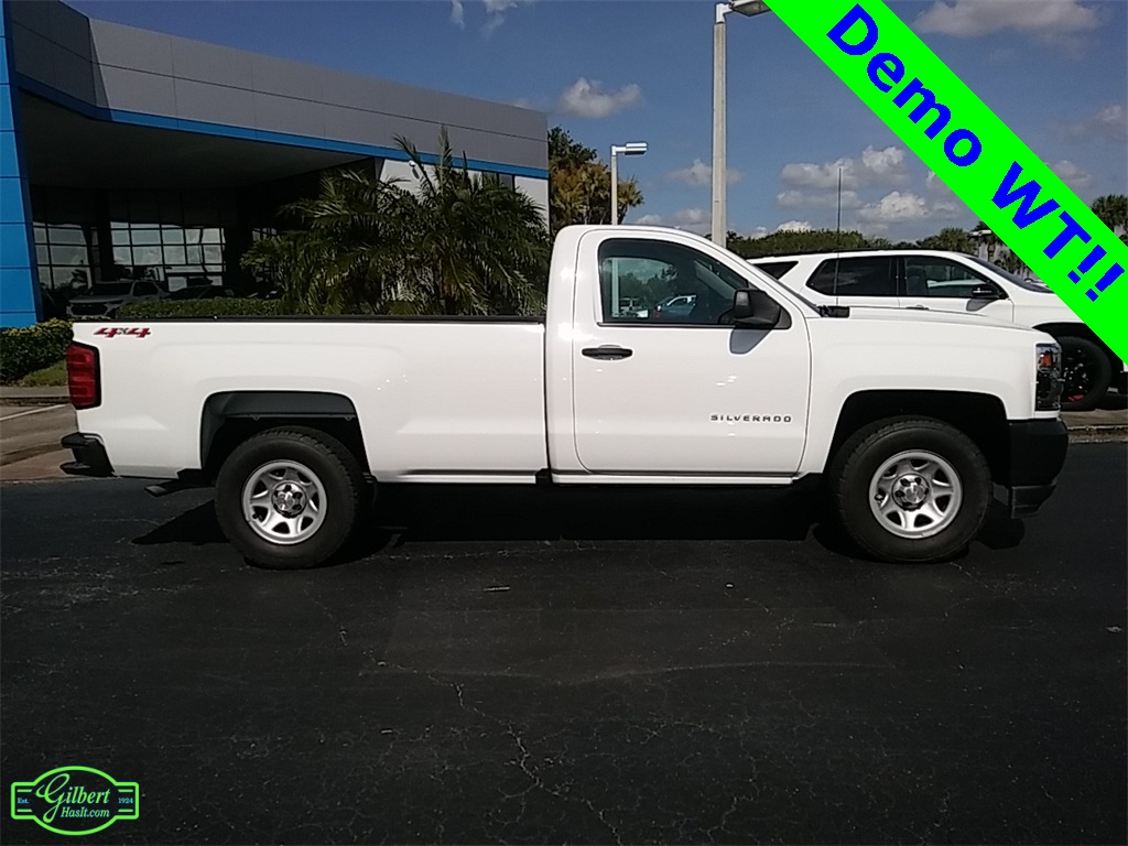 2018 Silverado 1500 Regular Cab 4x4,  Pickup #N8304 - photo 8