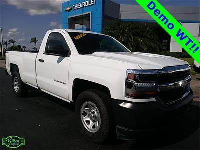 2018 Silverado 1500 Regular Cab 4x4,  Pickup #N8304 - photo 1