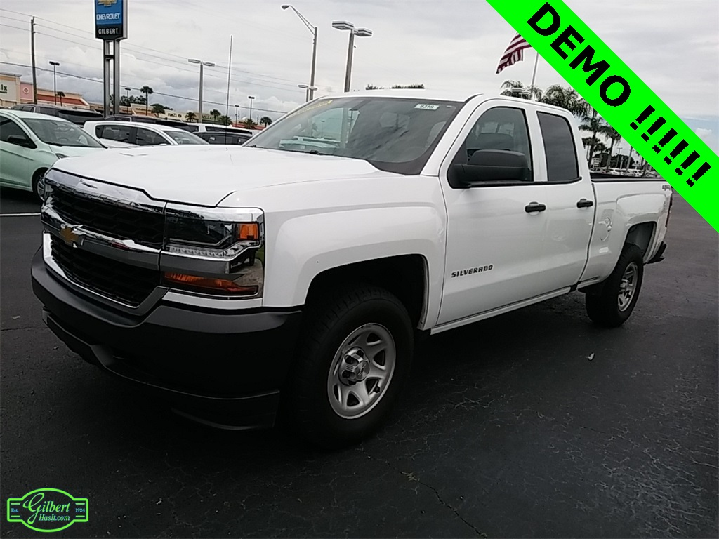 2018 Silverado 1500 Double Cab 4x4, Pickup #N8318 - photo 1
