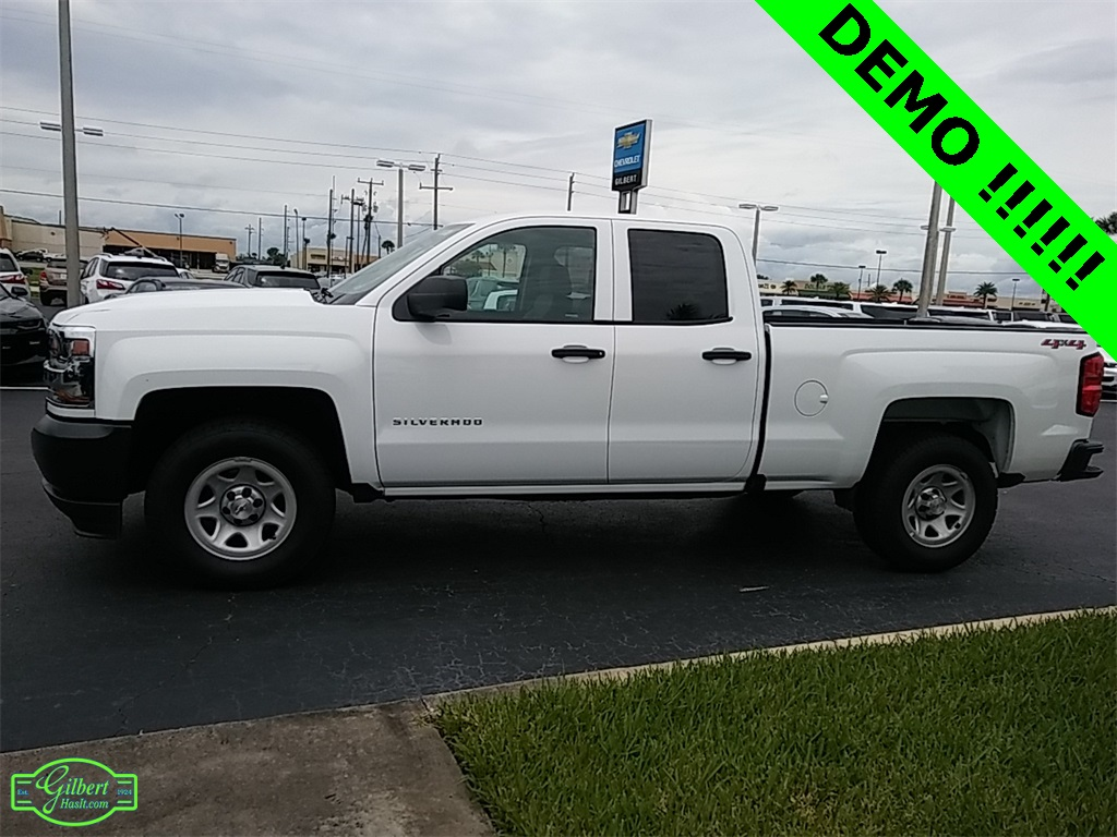 2018 Silverado 1500 Double Cab 4x4, Pickup #N8318 - photo 5