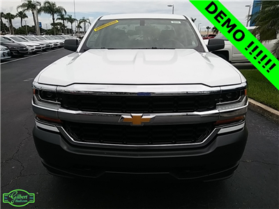 2018 Silverado 1500 Double Cab 4x4, Pickup #N8318 - photo 4