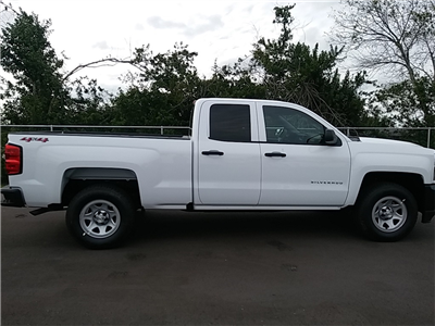 2018 Silverado 1500 Double Cab 4x4, Pickup #N8318 - photo 8