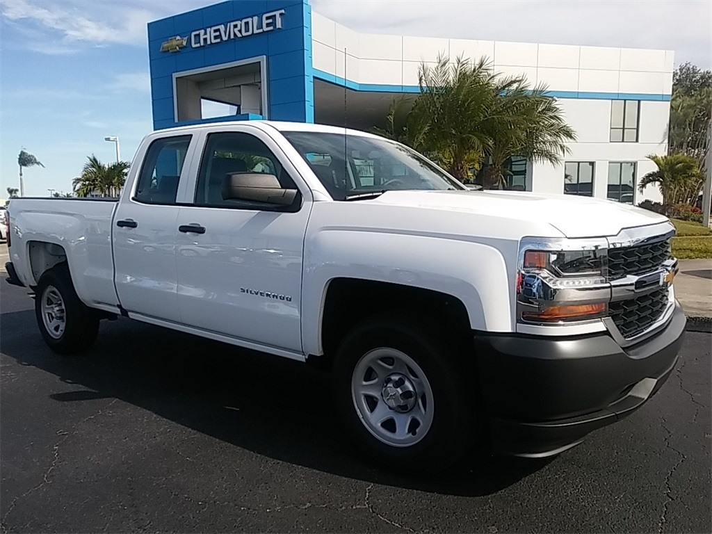 2018 Silverado 1500 Double Cab, Pickup #N8350 - photo 3