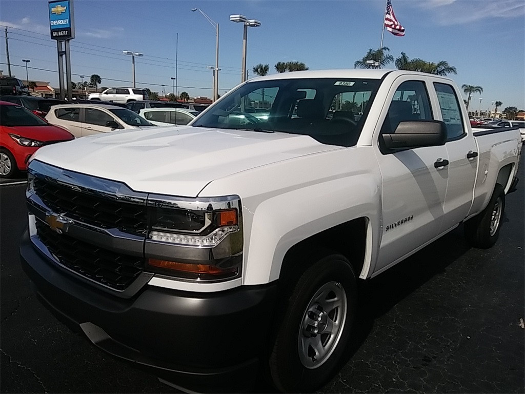 2018 Silverado 1500 Double Cab, Pickup #N8350 - photo 1