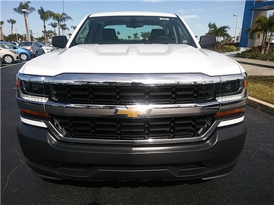 2018 Silverado 1500 Double Cab, Pickup #N8350 - photo 4