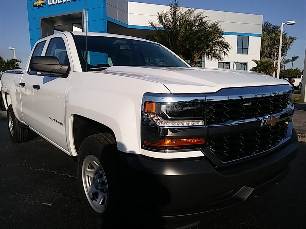 2018 Silverado 1500 Extended Cab Pickup #N8355 - photo 6