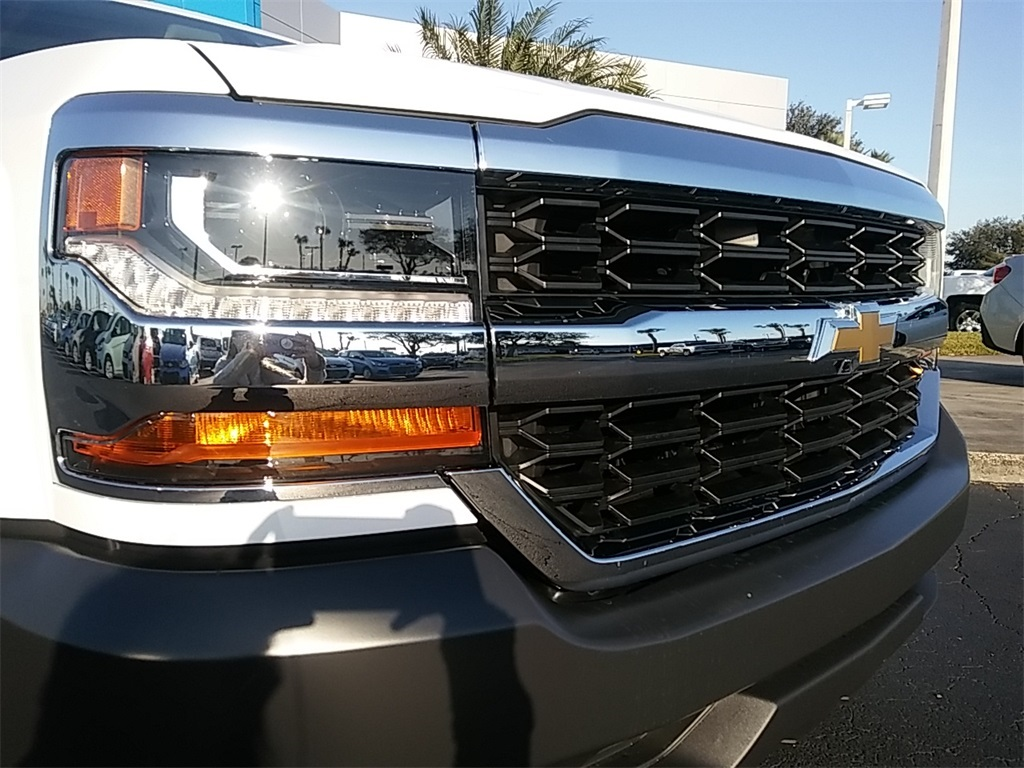 2018 Silverado 1500 Extended Cab Pickup #N8355 - photo 8