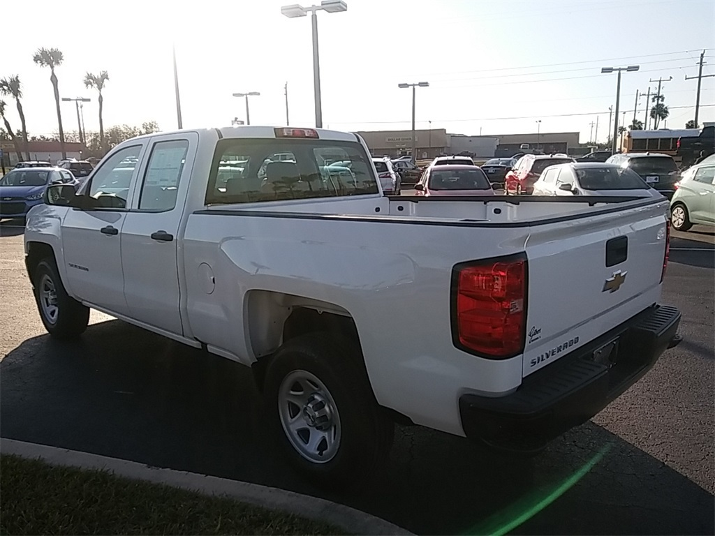 2018 Silverado 1500 Extended Cab Pickup #N8355 - photo 4