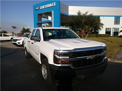 2018 Silverado 1500 Extended Cab Pickup #N8355 - photo 1