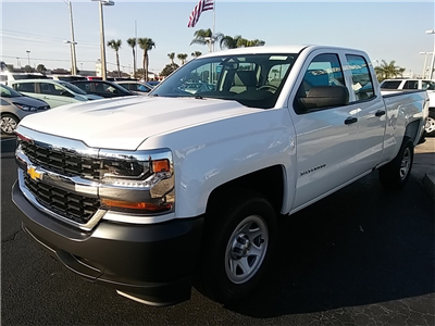 2018 Silverado 1500 Extended Cab Pickup #N8355 - photo 3