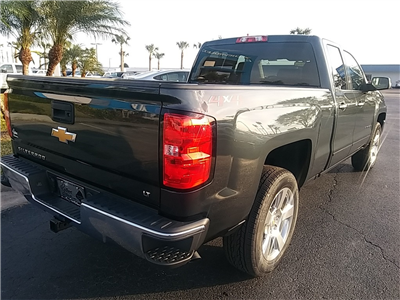 2018 Silverado 1500 Double Cab 4x4, Pickup #N8361 - photo 2