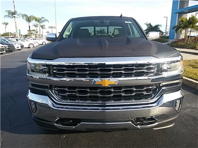 2018 Silverado 1500 Extended Cab 4x4 Pickup #N8362 - photo 4
