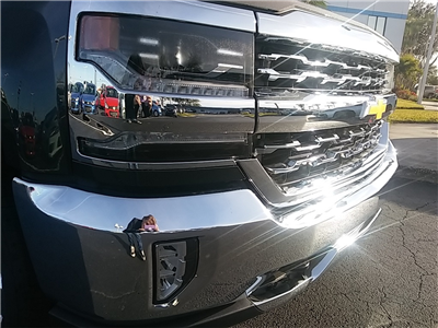 2018 Silverado 1500 Extended Cab 4x4 Pickup #N8362 - photo 5