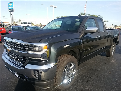 2018 Silverado 1500 Extended Cab 4x4 Pickup #N8362 - photo 1