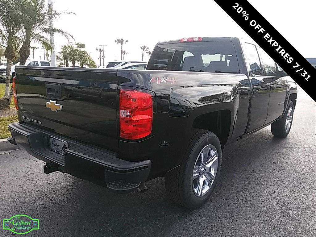 2018 Silverado 1500 Double Cab 4x4,  Pickup #N8375 - photo 20