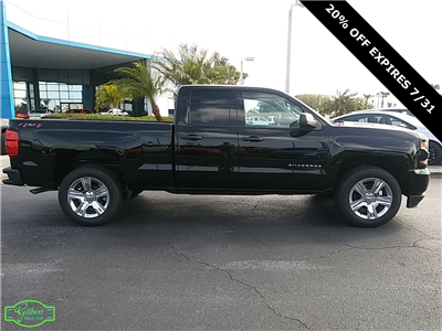 2018 Silverado 1500 Double Cab 4x4,  Pickup #N8375 - photo 4