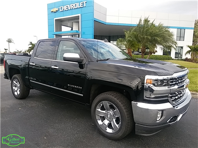 2018 Silverado 1500 Crew Cab, Pickup #N8470 - photo 1