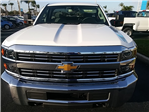 2018 Silverado 2500 Regular Cab 4x4, Service Body #N8486 - photo 4