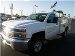 2018 Silverado 2500 Regular Cab 4x4, Service Body #N8486 - photo 5