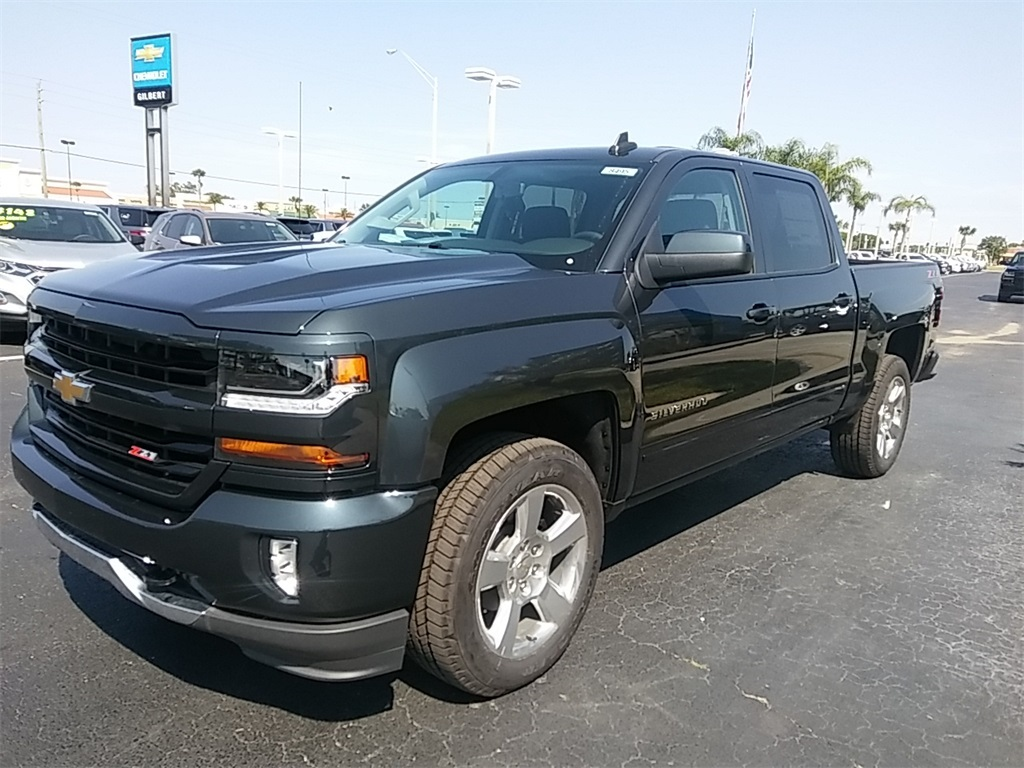 2018 Silverado 1500 Crew Cab 4x4, Pickup #N8495 - photo 4