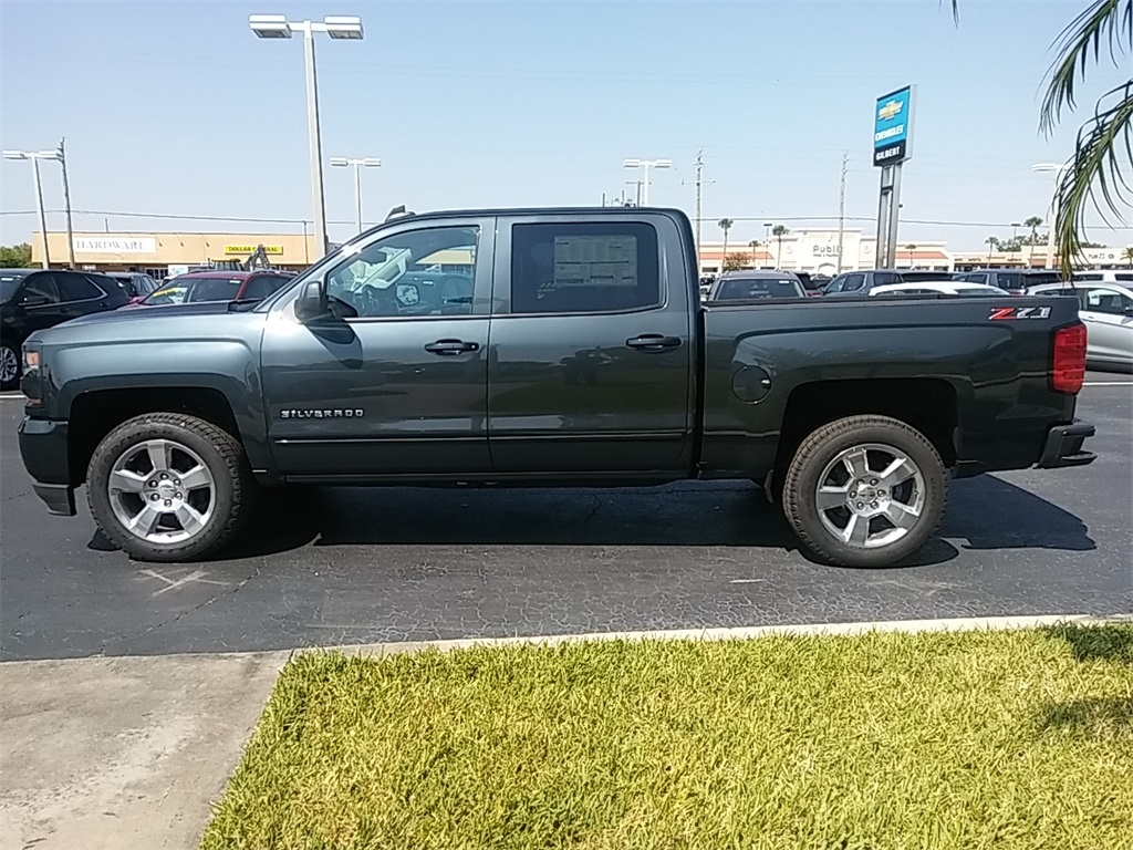 2018 Silverado 1500 Crew Cab 4x4, Pickup #N8495 - photo 5