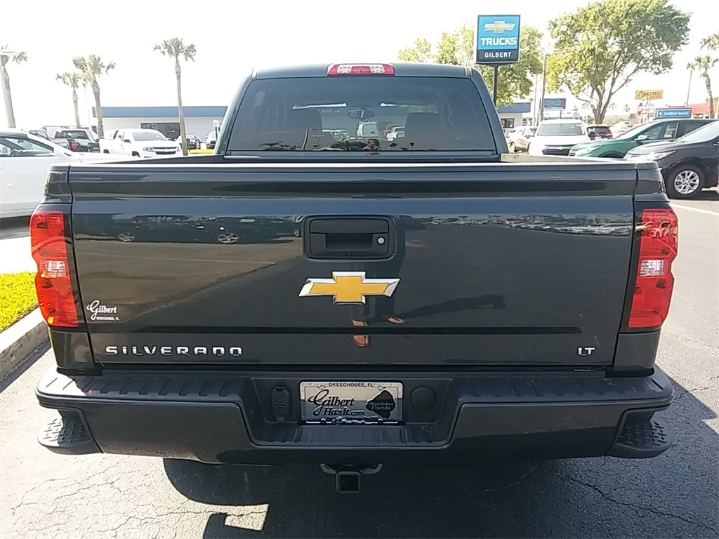 2018 Silverado 1500 Crew Cab 4x4, Pickup #N8495 - photo 7