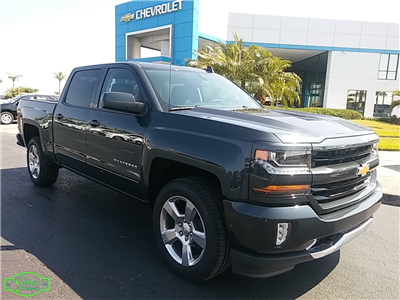 2018 Silverado 1500 Crew Cab 4x4, Pickup #N8495 - photo 1