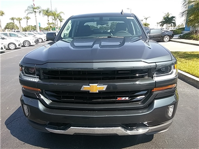 2018 Silverado 1500 Crew Cab 4x4, Pickup #N8495 - photo 3