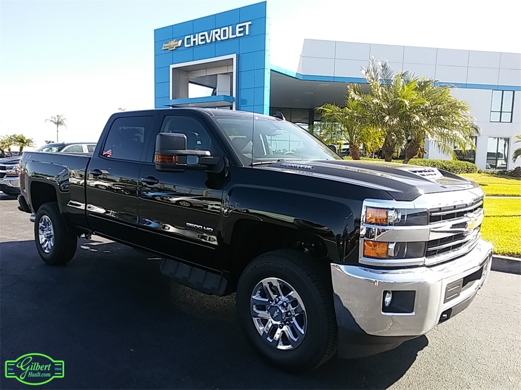 2018 Silverado 2500 Crew Cab 4x4, Pickup #N8499 - photo 1