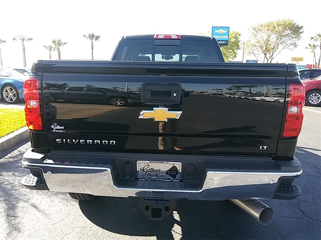 2018 Silverado 2500 Crew Cab 4x4, Pickup #N8499 - photo 6