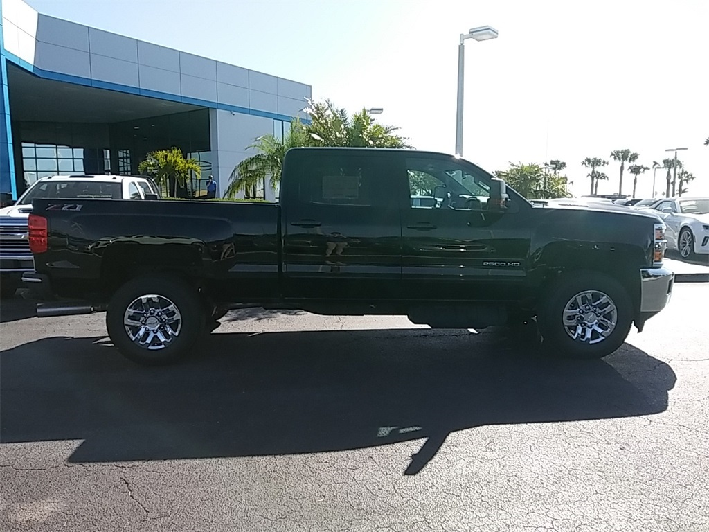 2018 Silverado 2500 Crew Cab 4x4, Pickup #N8499 - photo 7