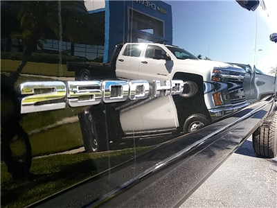 2018 Silverado 2500 Crew Cab 4x4, Pickup #N8499 - photo 13