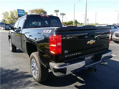 2018 Silverado 2500 Crew Cab 4x4, Pickup #N8499 - photo 5