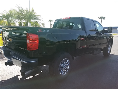 2018 Silverado 2500 Crew Cab 4x4, Pickup #N8499 - photo 2