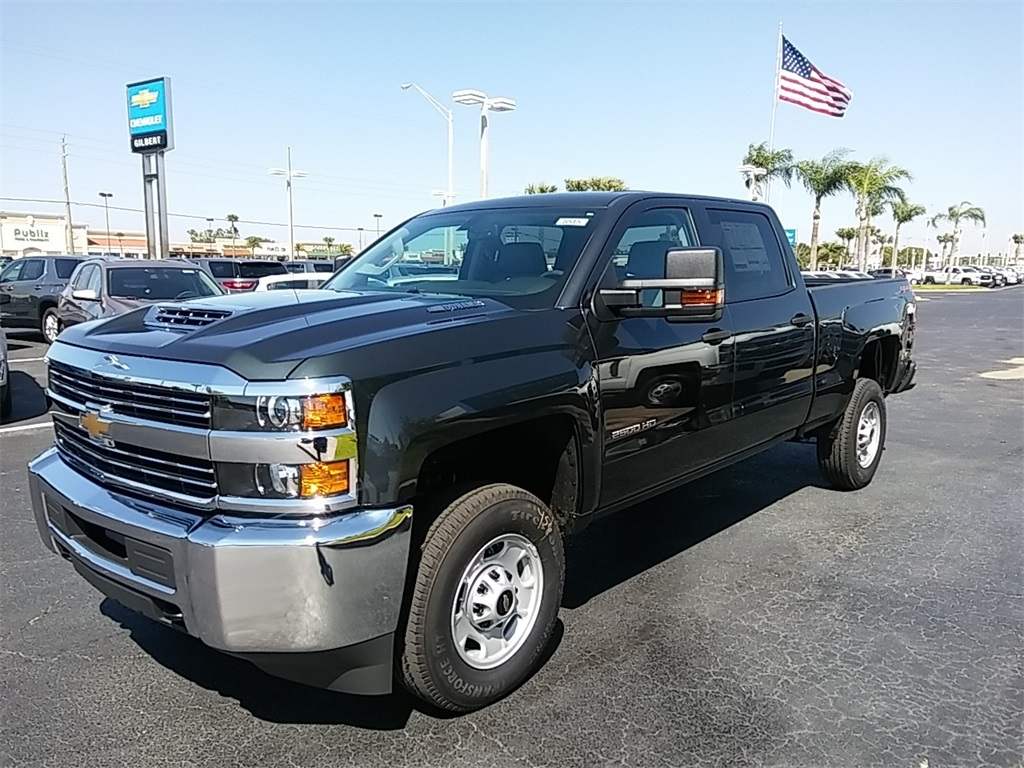 2018 Silverado 2500 Crew Cab 4x4, Pickup #N8515 - photo 4