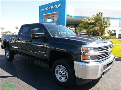 2018 Silverado 2500 Crew Cab 4x4, Pickup #N8515 - photo 1